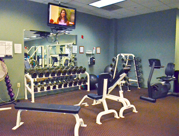 Fitness Center at Coosa Country Club